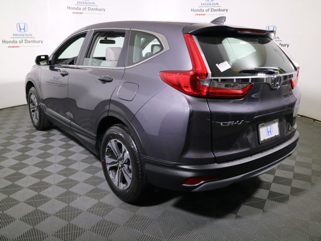 2017 Honda CR-V LX AWD - 16858587 - 5