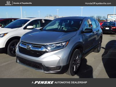 New 2017 Honda CR-V LX AWD SUV