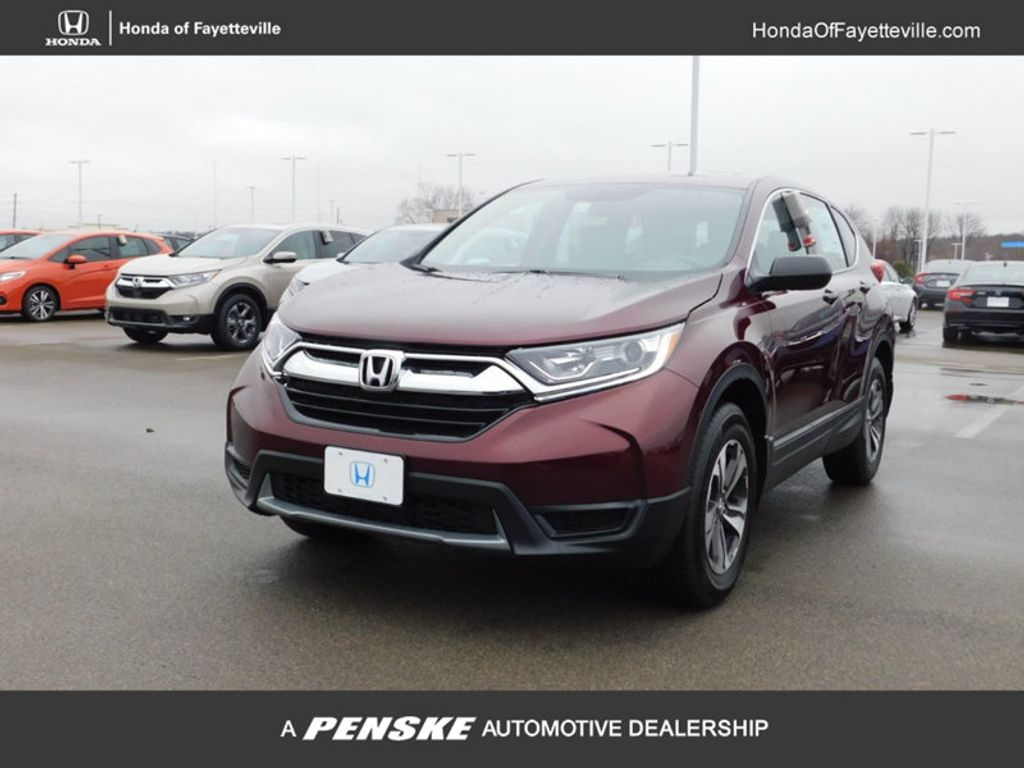 2017 Honda CR-V LX AWD - 17161978 - 0