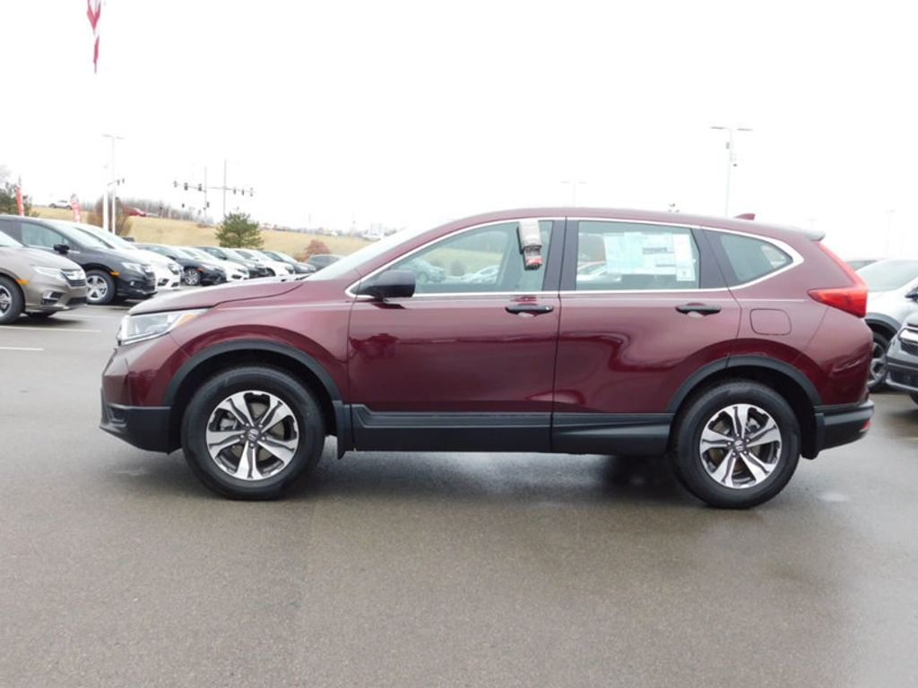 Dealer Video - 2017 Honda CR-V LX AWD - 17161978