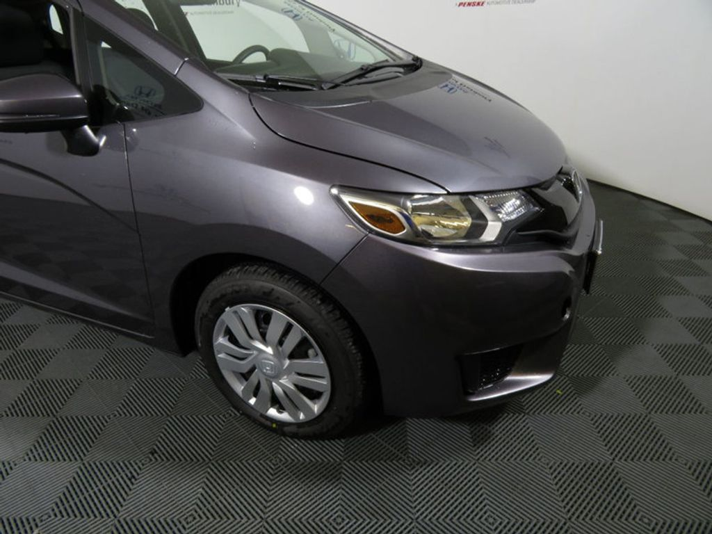 2017 Honda Fit LX Manual - 15852003 - 1