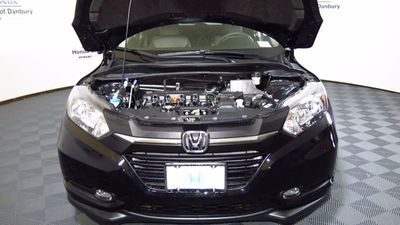 2017 Honda HR-V EX-L Navi AWD CVT SUV - Click to see full-size photo viewer