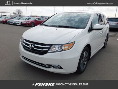 New 2017 Honda Odyssey Touring Elite Automatic Van