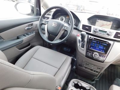 2017 Honda Odyssey Touring Elite Automatic - Click to see full-size photo viewer