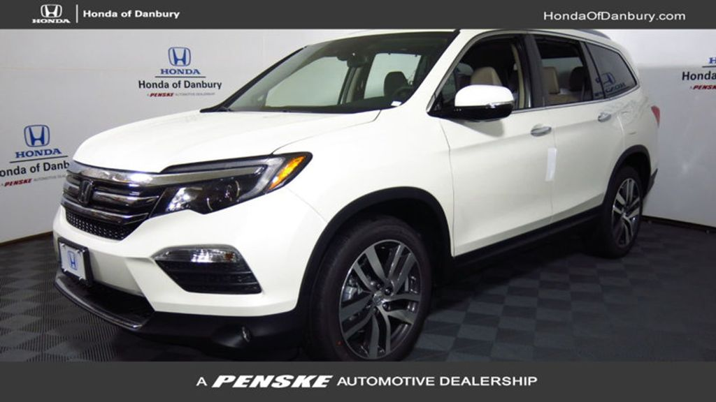 Dealer Video - 2017 Honda Pilot Elite AWD - 17553981