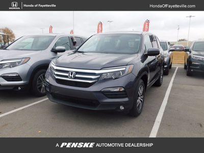New 2017 Honda Pilot EX-L 2WD SUV