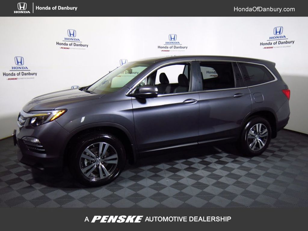 Dealer Video - 2017 Honda Pilot EX-L AWD - 17026719