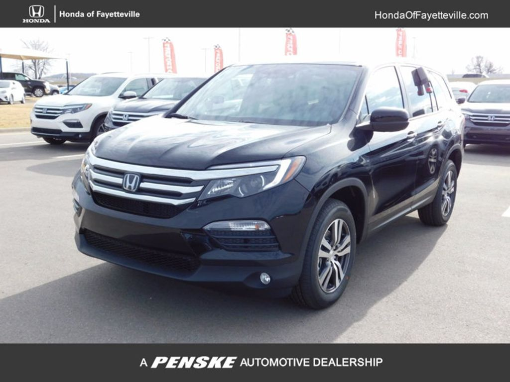 Dealer Video - 2017 Honda Pilot EX-L w/Honda Sensing AWD - 17086971