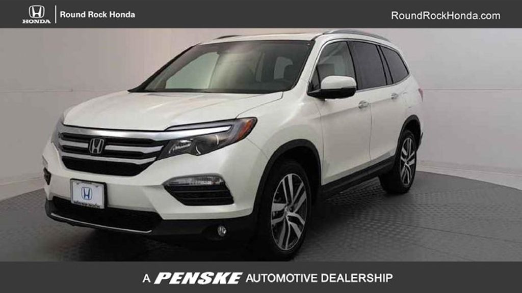 Dealer Video - 2017 Honda Pilot Touring AWD - 16640757