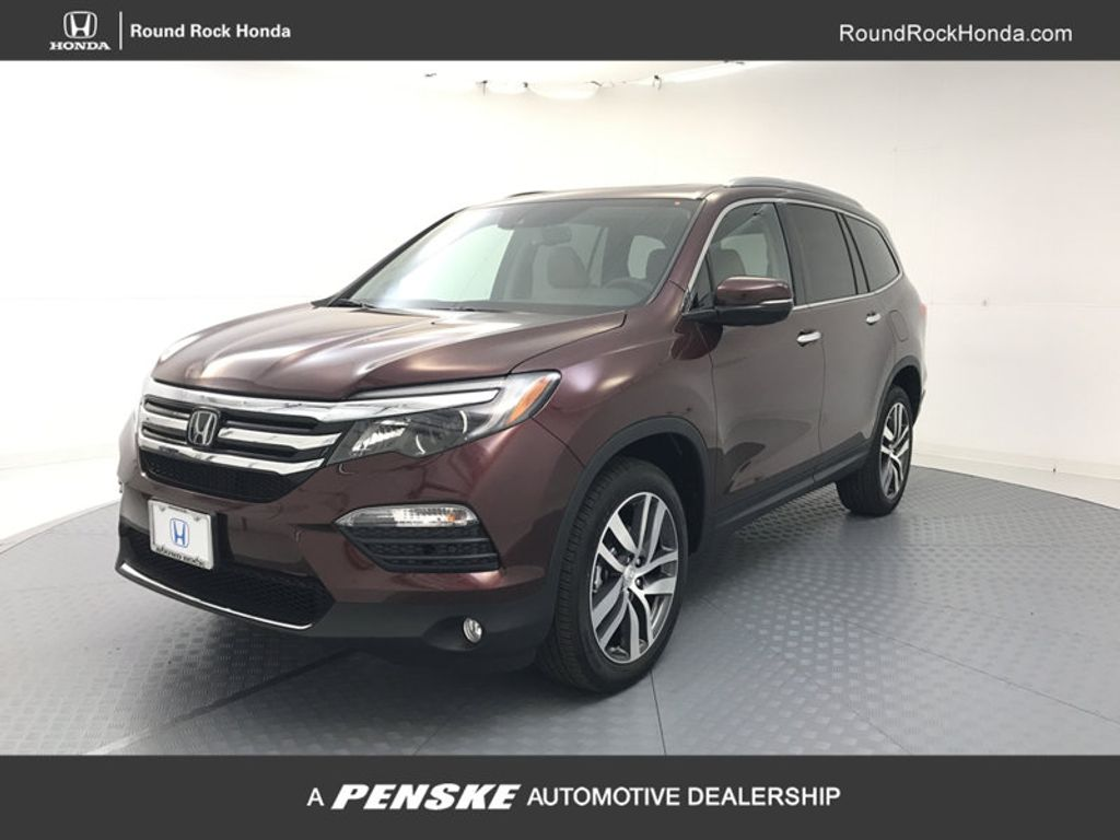 Dealer Video - 2017 Honda Pilot Touring AWD - 16987728