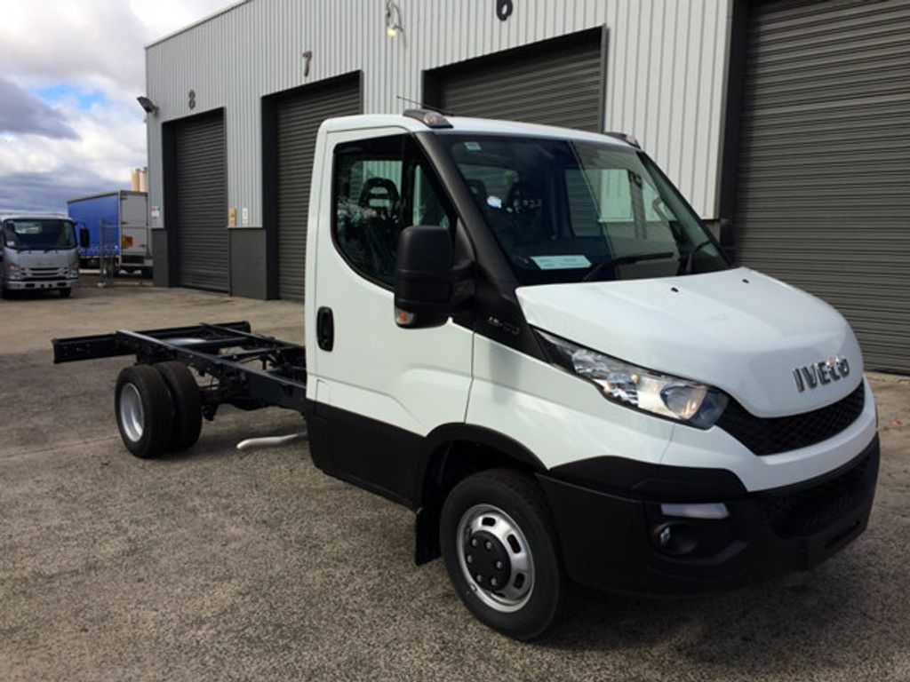 2017 Iveco Daily 45C17 45C17 8 SPEED AUTO 4x2 - 18502198 - 0