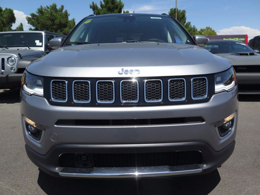 2017 Jeep Compass Limited 4x4 - 16731953 - 1