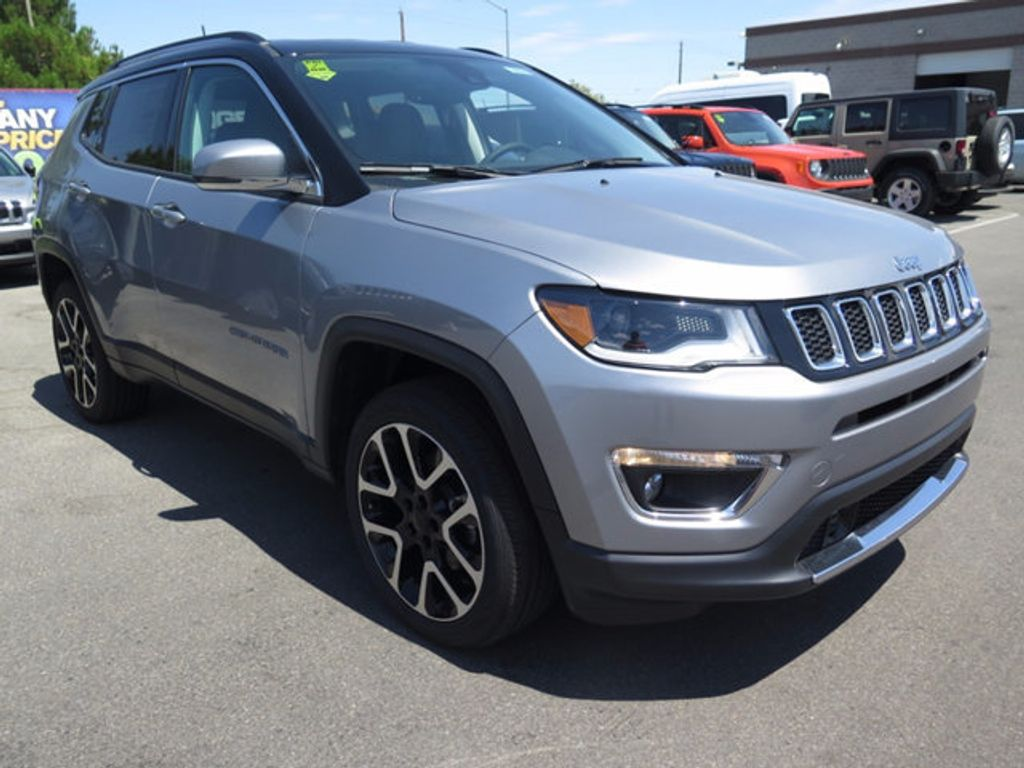 2017 Jeep Compass Limited 4x4 - 16731953 - 2