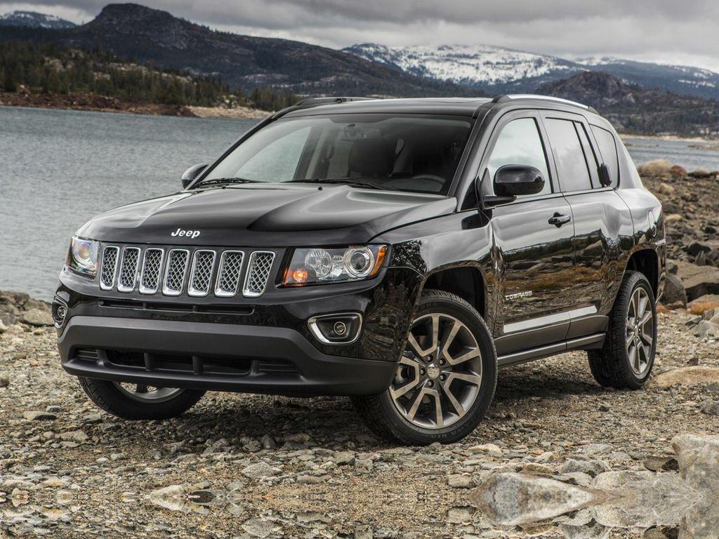 2017 Jeep Compass Sport - 17467578 - 0