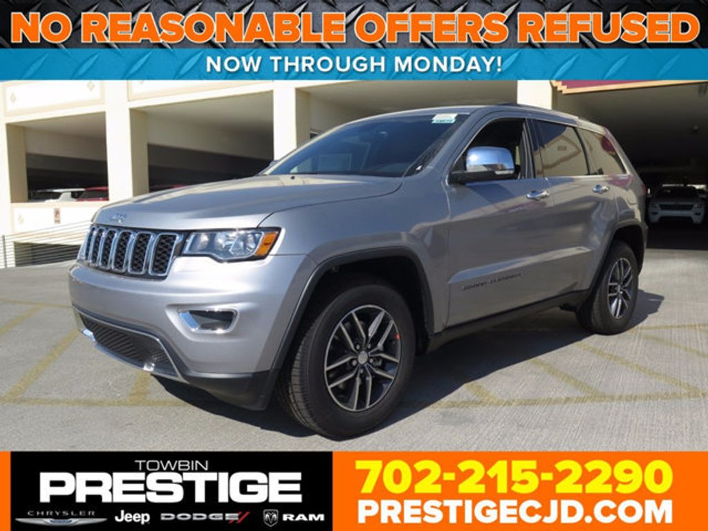 2017 Jeep Grand Cherokee Limited 4x2 16731931 0