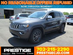 2017 Jeep Grand Cherokee - 1C4RJEBG0HC959985