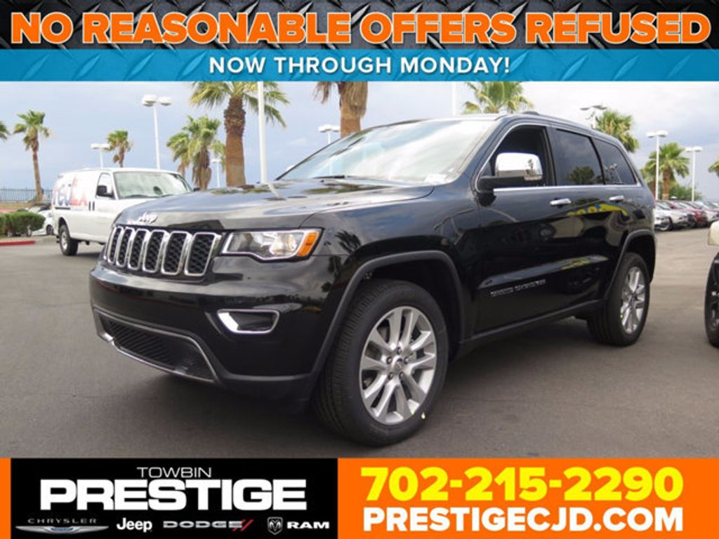 2017 Jeep Grand Cherokee Limited 4x4 16731994 0