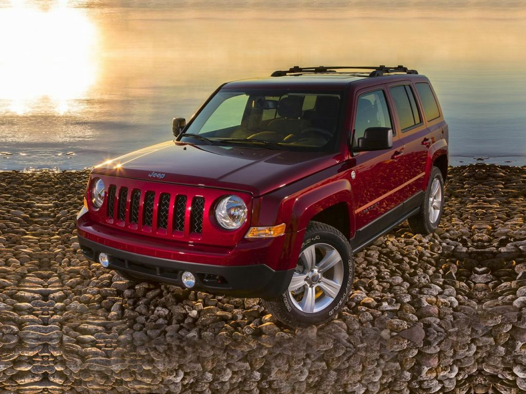 2017 Jeep Patriot Sport - 17467530 - 0