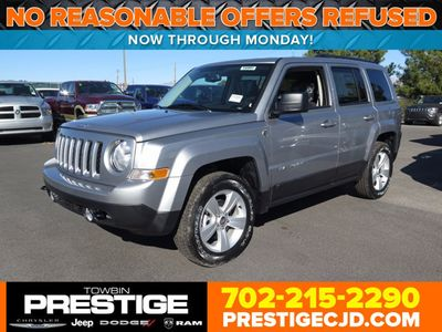 2017 Jeep Patriot - 1C4NJRBB2HD212652