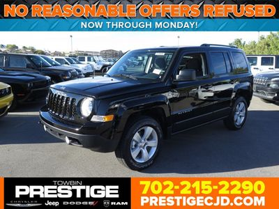 2017 Jeep Patriot - 1C4NJRBB4HD212670