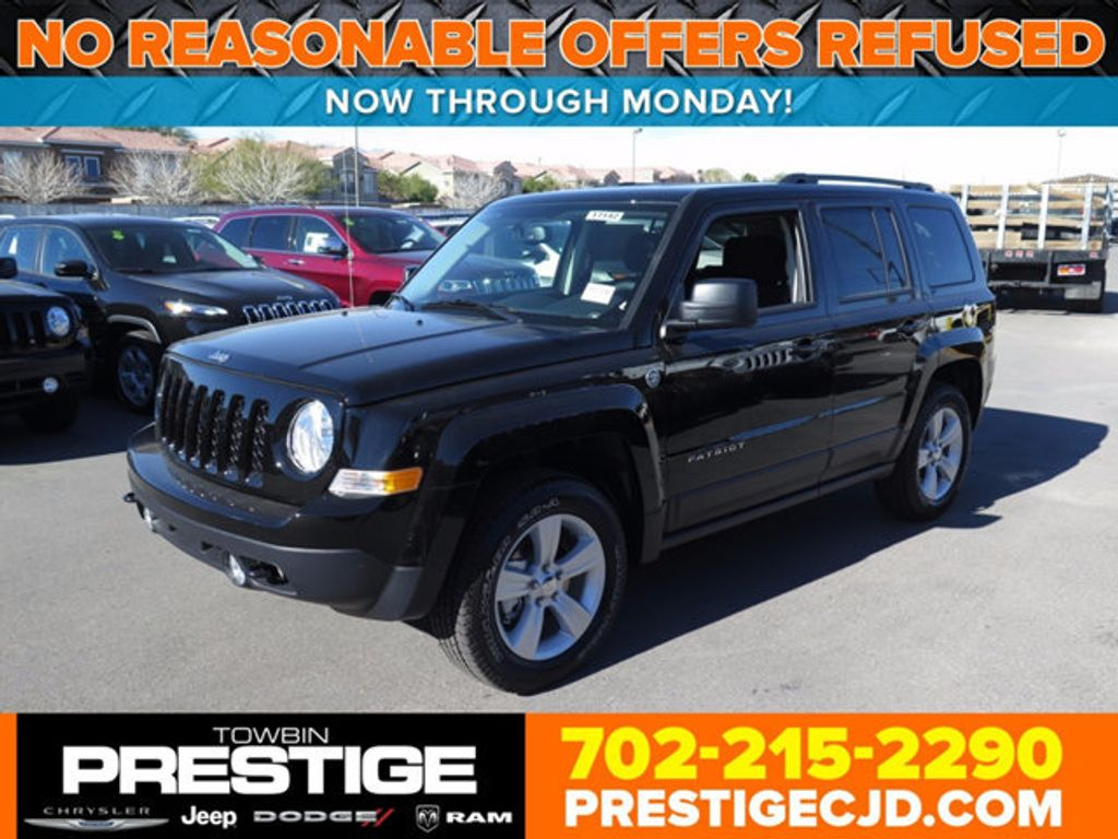 2017 Jeep Patriot Sport 4x4 Not Specified 1c4njrbb5hd212676 0