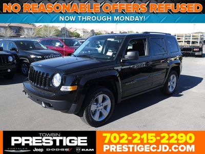 2017 Jeep Patriot - 1C4NJRBB5HD212676