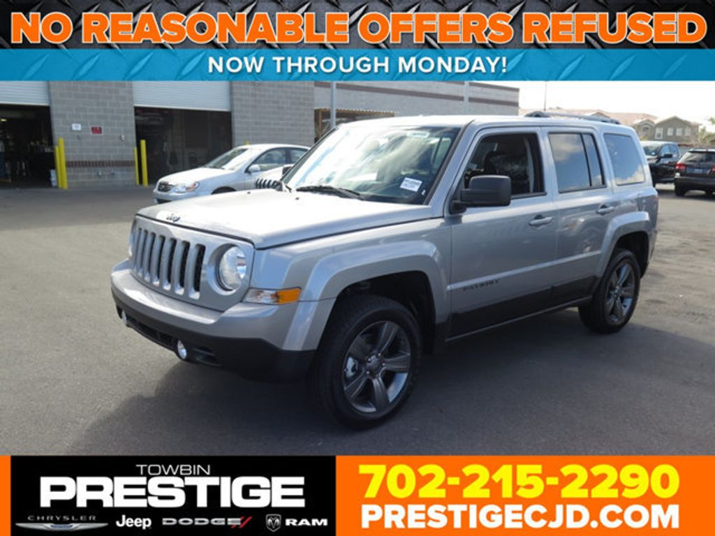 2017 Jeep Patriot Sport Fwd 16731906 0