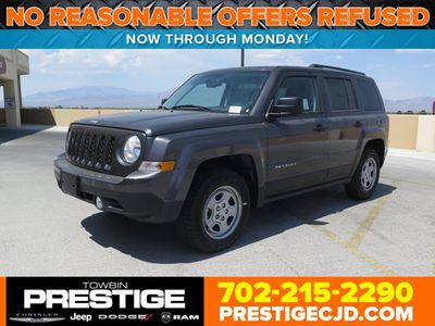 2017 Jeep Patriot - 1C4NJPBA8HD213056