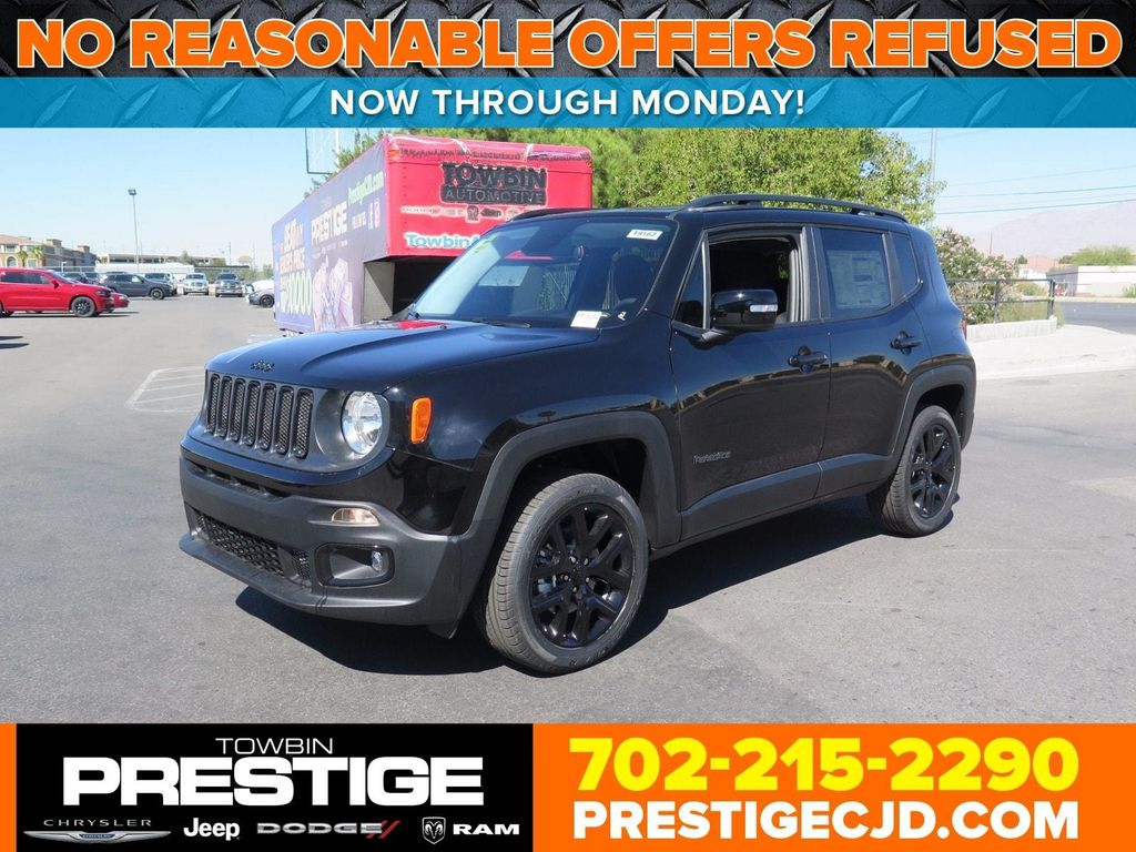 2017 Jeep Renegade Alude 4x4 16953796 0