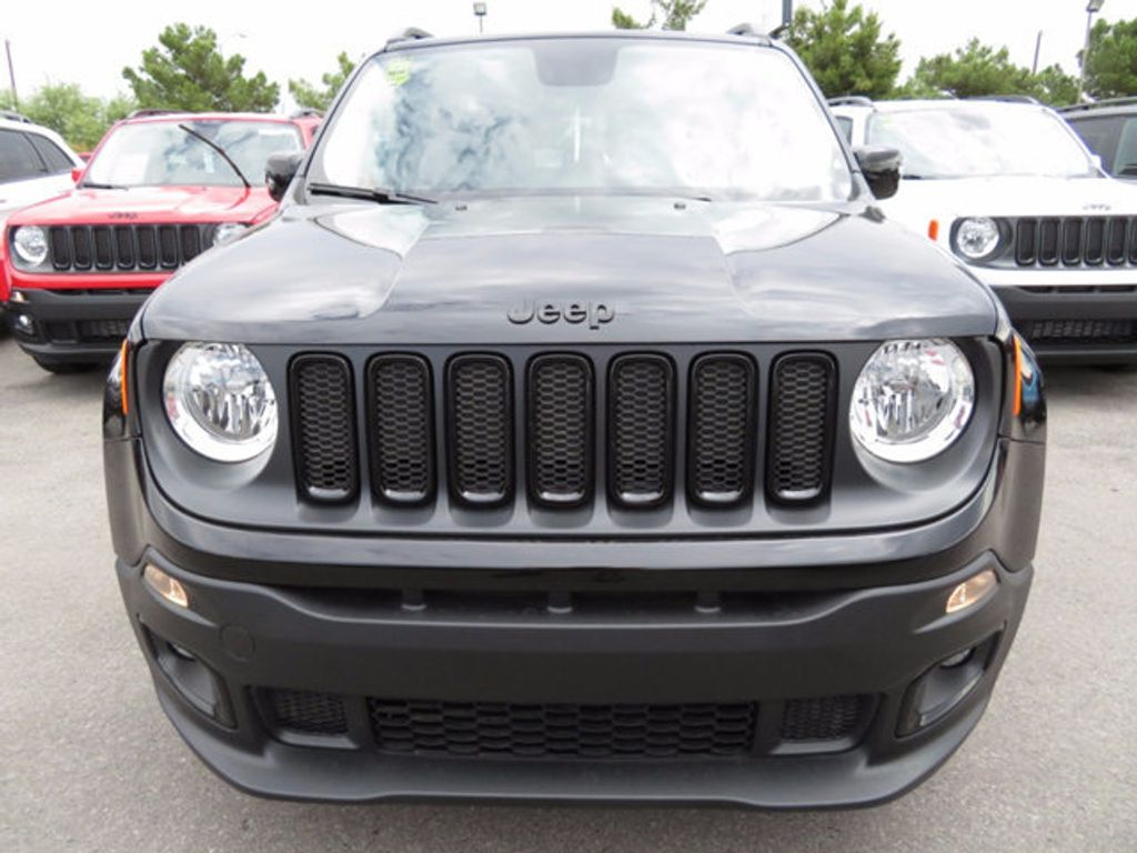 2017 Jeep Renegade Altitude FWD - 16785514 - 1