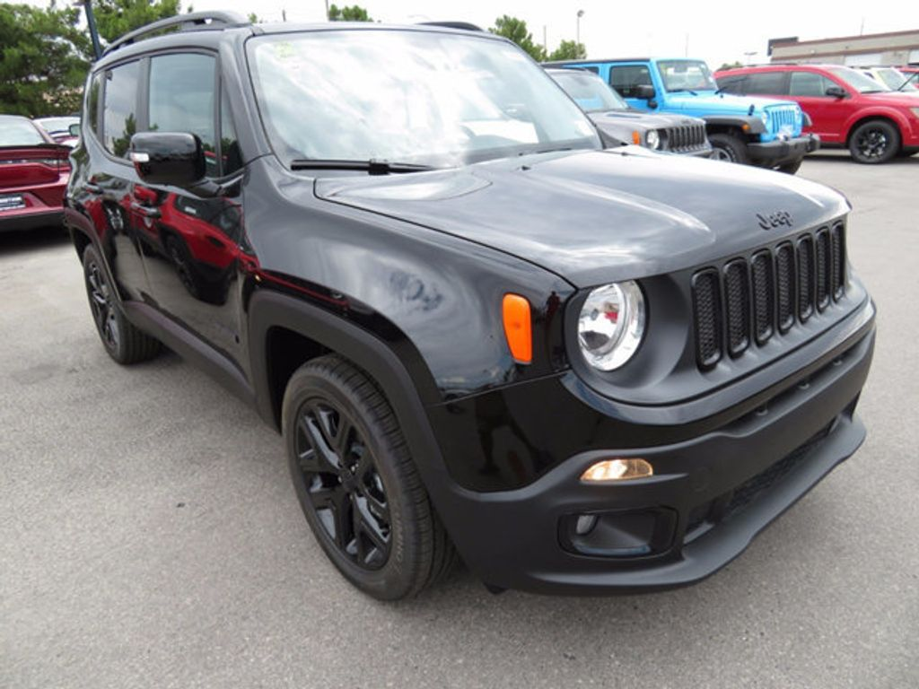2017 Jeep Renegade Altitude FWD - 16785514 - 2