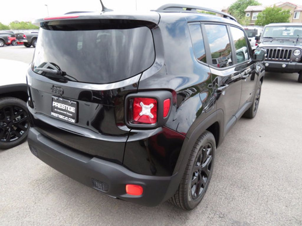 2017 Jeep Renegade Altitude FWD - 16785514 - 3