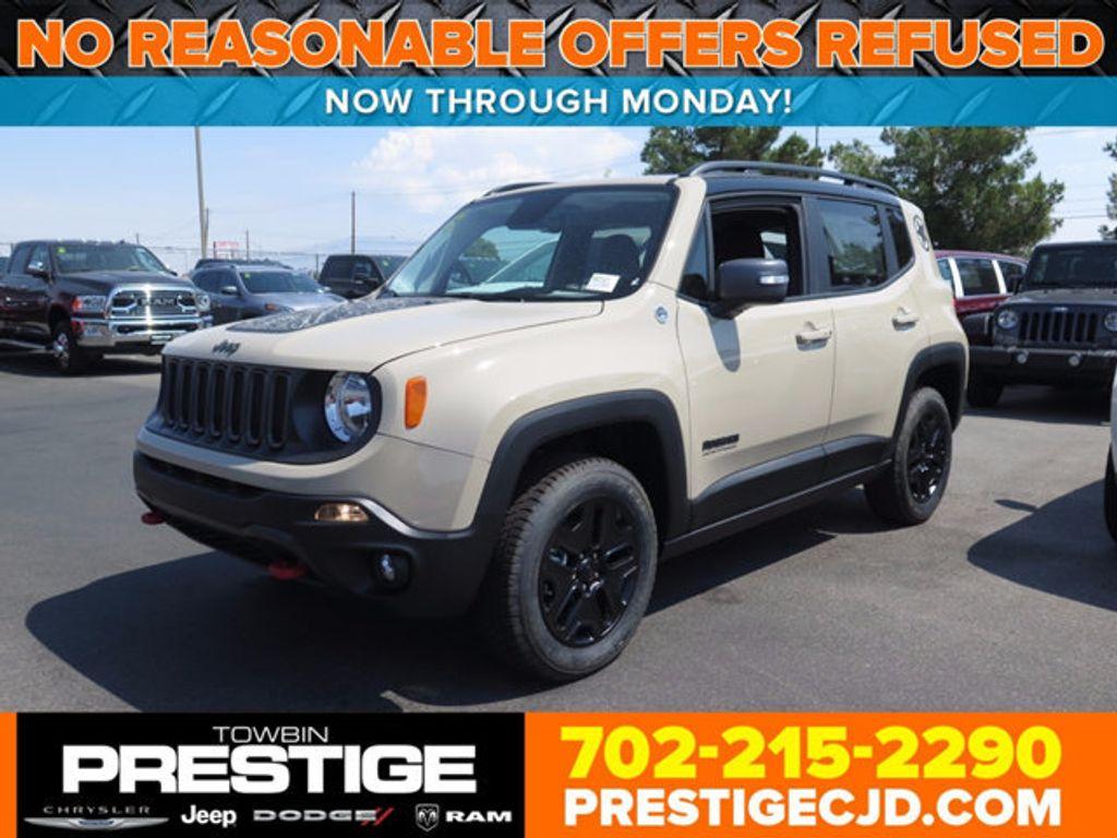 2017 Jeep Renegade Deserthawk 4x4 16731973 0