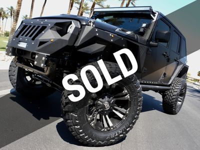 2017 Jeep Wrangler Unlimited - 1C4BJWDG9HL561422