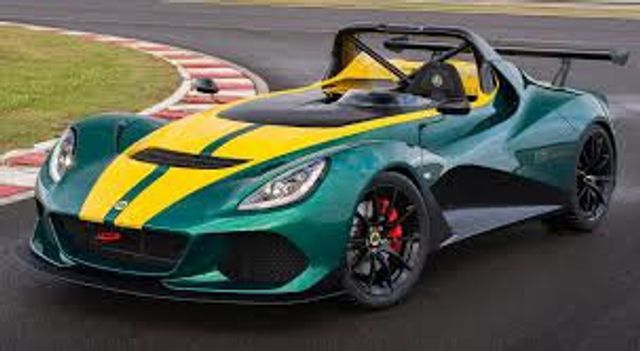 2017 Lotus 311 TRACK LOTUS 311 TRACK VERSION,  THE PINNACLE OF PERFORMANCE AND DESIGN
