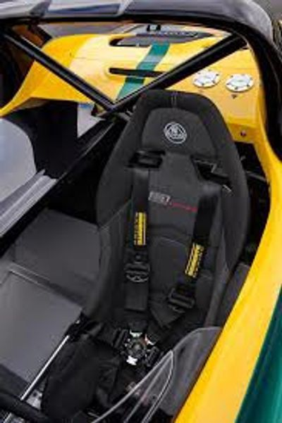 2017 Lotus 311 TRACK LOTUS 311 TRACK VERSION,  THE PINNACLE OF PERFORMANCE AND DESIGN - Click to see full-size photo viewer