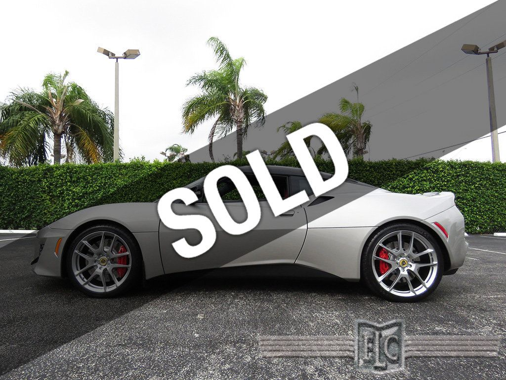 2017 Lotus Evora 400 Lotus 400 Coupe - 15653257 - 0