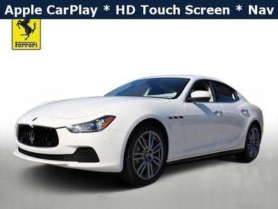 New 2017 Maserati Ghibli 3.0L Sedan