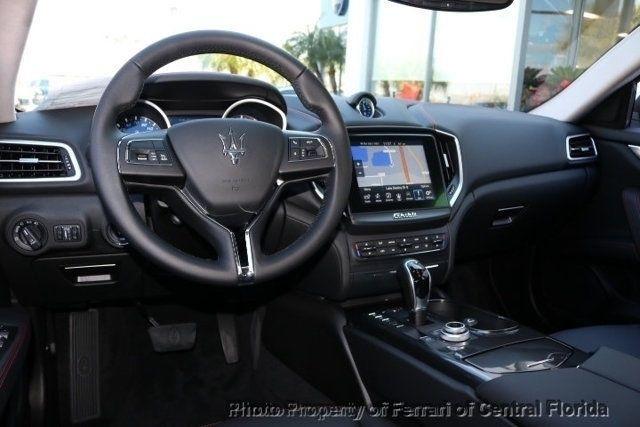 2017 Maserati Ghibli 3.0L - 15963099 - 21