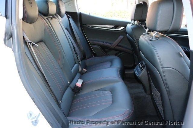 2017 Maserati Ghibli 3.0L - 15963099 - 23