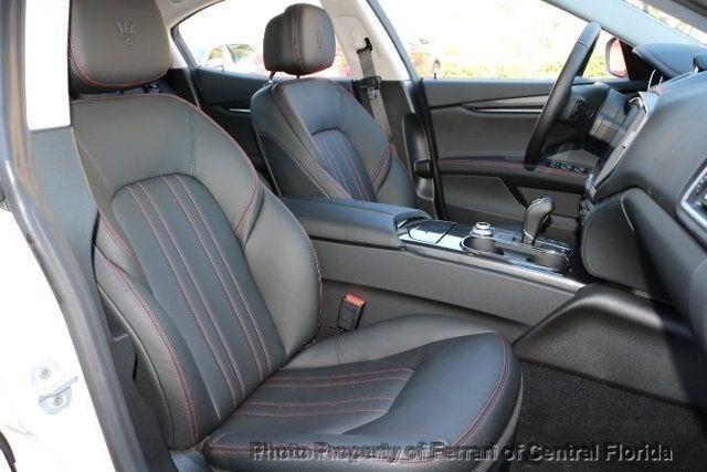2017 Maserati Ghibli 3.0L - 15963099 - 25