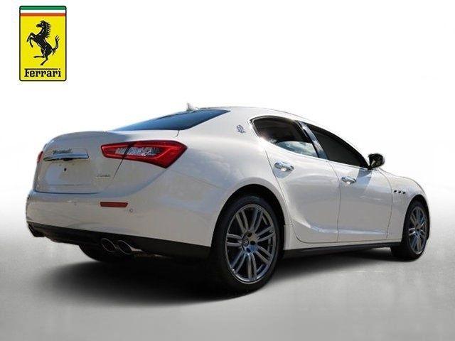 2017 Maserati Ghibli 3.0L - 15963099 - 4