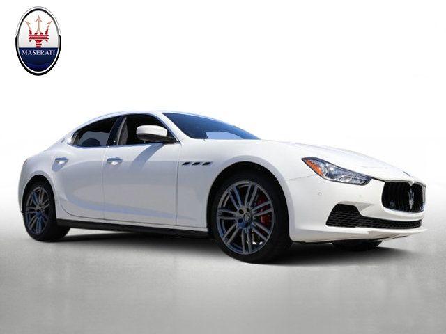2017 Maserati Ghibli S 3.0L - 16874715 - 0