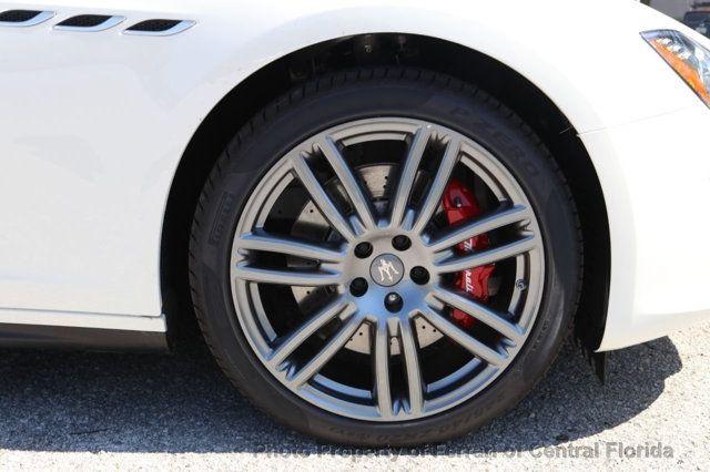 2017 Maserati Ghibli S 3.0L - 16874715 - 10