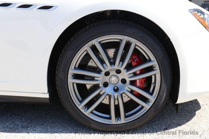 2017 Maserati Ghibli S 3.0L - Click to see full-size photo viewer