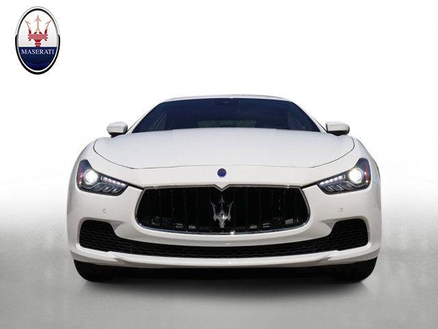 2017 Maserati Ghibli S 3.0L - 16874715 - 1