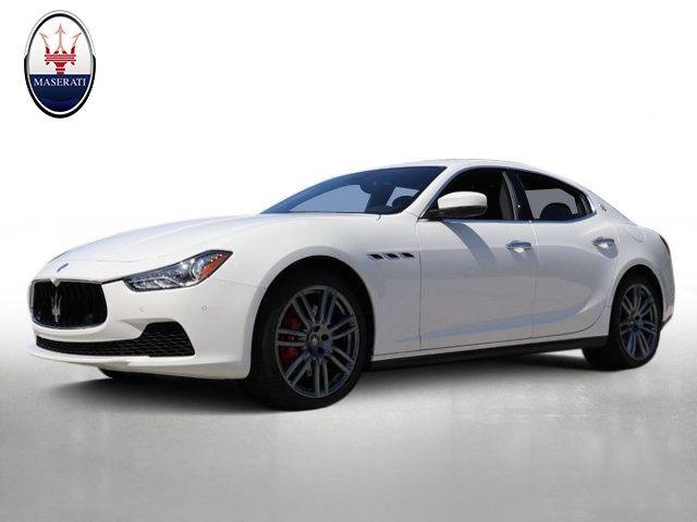 2017 Maserati Ghibli S 3.0L - 16874715 - 2