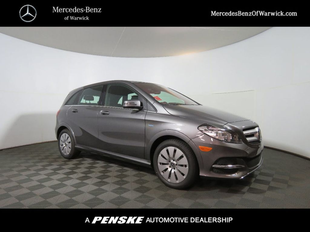 Dealer Video - 2017 Mercedes-Benz B-Class B-Class B 250e Hatchback - 16757937