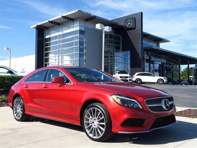2017 Mercedes-Benz CLS - WDDLJ7DB9HA193680