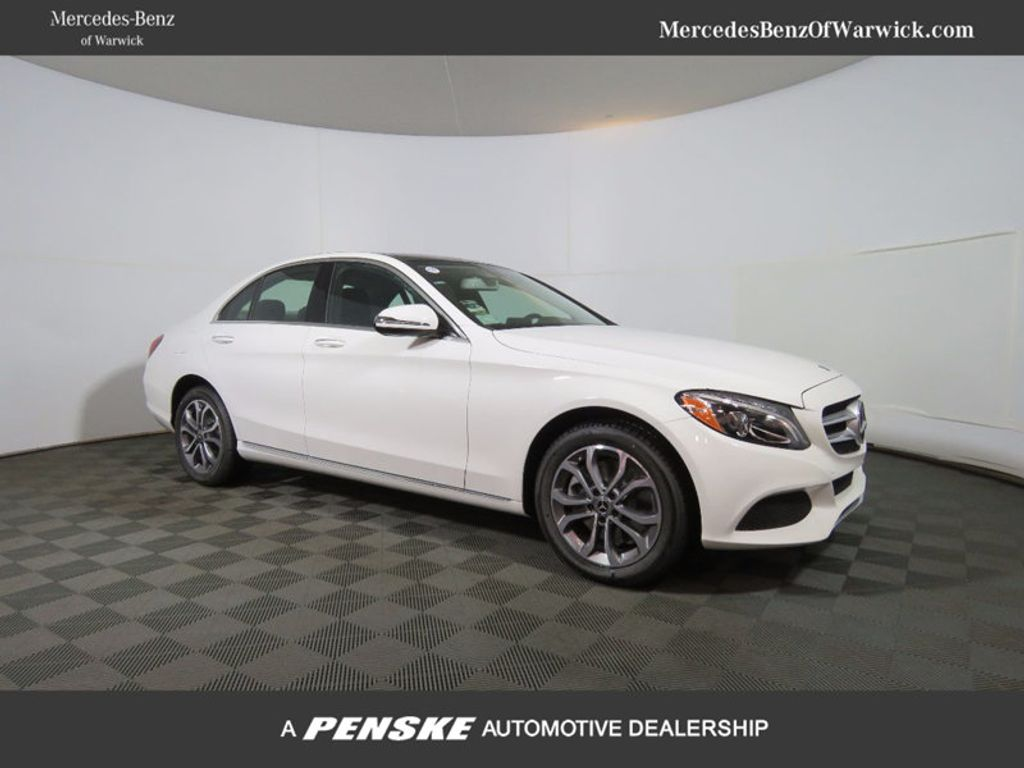 2017 Mercedes-Benz C-Class C 300 4MATIC Sedan - 16468411 - 0